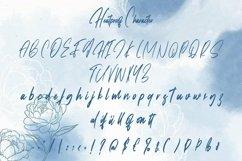 Web Font Heatproof - Handwritten font Product Image 6