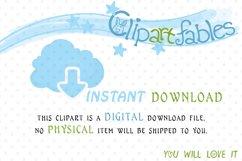 SOLAR SYSTEM clipart, Planet clip art, EDUCATIONAL design Product Image 5