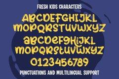 Fresh Kids - Summer Font Product Image 5