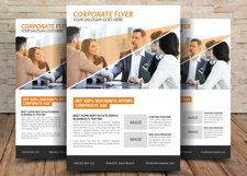 Corporate Flyer Product Image 1