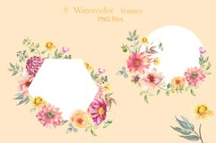 Watercolor frames Product Image 3