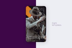 Expression - Instagram Story Template Product Image 3