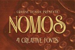 Nomos Typeface Product Image 1