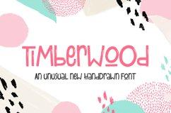 Timberwood Font Product Image 1