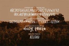 Burets - A Handwritten Font Product Image 4