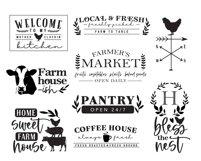 ULTIMATE Farmhouse Sign Making SVG Bundle Product Image 2