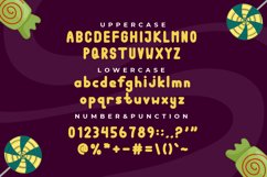 Candy Mood - Cute Display Font Product Image 5