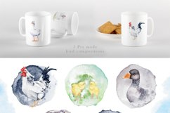 Charming Rustic Watercolors Product Image 5