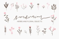 Scandinavian - Herbs and Flowers Product Image 1