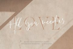 Verona Amore - Modern Serif & Script Font Duo & Extras Product Image 6