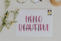 Hey Lovely. Font Duo Product Image 4