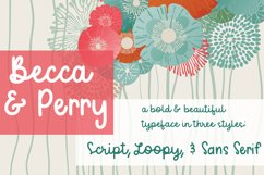 Becca & Perry Product Image 1