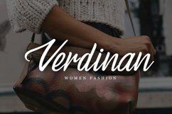 Vandame - Fontscript Product Image 5