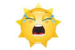 Emoticons Sun Product Image 3