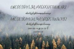 Web Font Autumn Harmony Product Image 6
