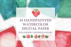 Summer Bundle - watercolor illustrations Product Image 2