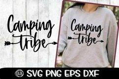 MEGA Camping Bundle VOL 2 -50 Designs - SVG PNG EPS DXF Product Image 6