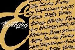Eusthalia Font Family Product Image 5