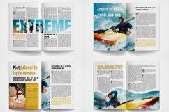 Creative Magazine Template Product Image 5
