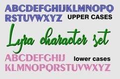 LYRA font Product Image 2