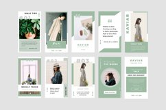 Kaviar Instagram Stories Template Product Image 4