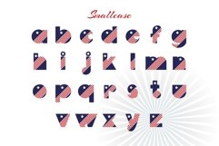 Patriot font family Product Image 2