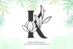 Kafina Monogram Product Image 1