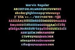 Marvin Regular & Oblique Product Image 3