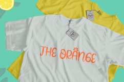 Lemon Rolls - A Cute and Quirky Font Product Image 4
