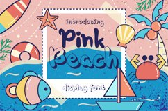 Pink Beach Product Image 1