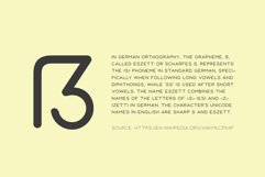 PATRON - variable font with optional stencils & monoline Product Image 5