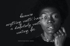 Alessia Harvey - Signature Font Product Image 2