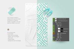 Beach Towel Mockup Product Image 6