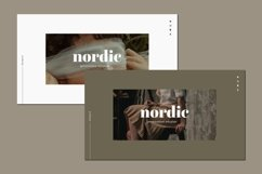 Nordic - Keynote Template Product Image 2