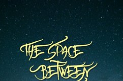 The Space between us Product Image 5