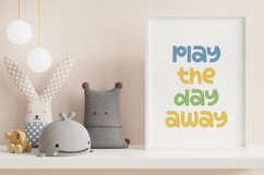 Kids Magic - Cute Display Font Product Image 4