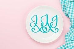 Web Font 3 Letter Monogram Font Product Image 3