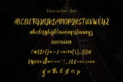 Gangster - Rough Brush Font Product Image 5