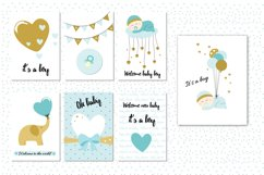 Baby Shower - cards and banners Product Image 3