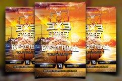 3v3 Street Basketball Product Image 1