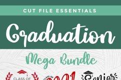 graduation 2021 svg file - a class of 2021 senior svg bundle Product Image 5