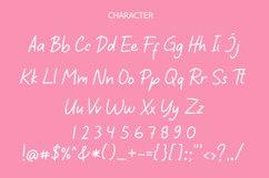 Sticky Book Modern Handwritten Font Product Image 6
