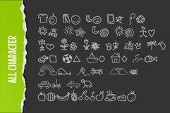 Web Font Child Dingbats Product Image 2
