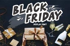 Black Friday - Font Bundle Collection Product Image 3