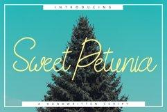 Sweet Petunia Handwritten Script Product Image 1