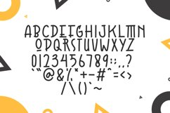 Monstero - Quirky Display Font Product Image 2