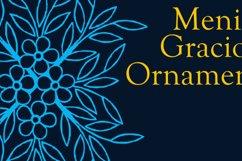 Menina Graciosa Ornaments Product Image 2