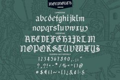 Monmouth Font - Handdrawn Product Image 2