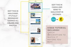 Email Template for Mailchimp & Canva | Real Estate | Realty Product Image 4