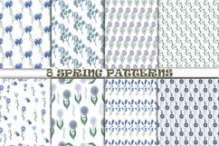 8 Spring Patterns Product Image 1